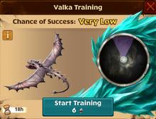 Gritpicker Valka First Chance