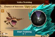 Meatlug Valka First Chance