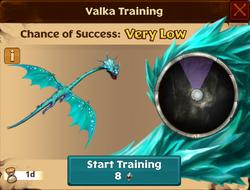 Primal Thornridge Valka First Chance