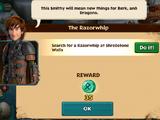 The Razorwhip