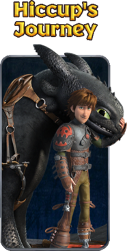 Hiccup's Journey Pic