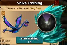 Scauldron Valka First Chance