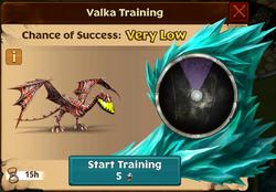 Broken Blade Valka First Chance