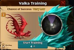 Flaredawn Valka First Chance