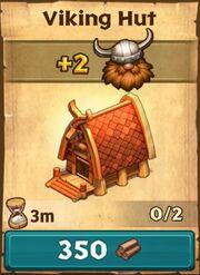 Viking hut 1