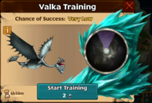 Scauldy Valka First Chance