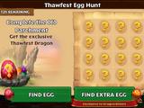 Thawfest Egg Hunt