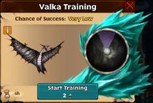 Typhoomerang Valka First Chance