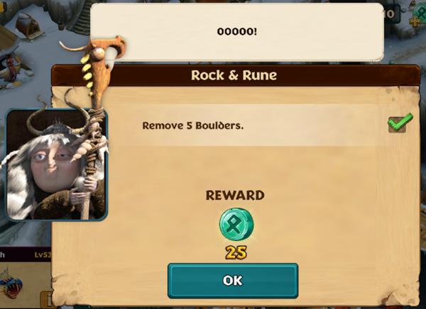Rock Rune