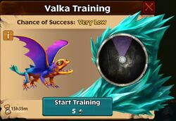 Shimmerwing Valka First Chance