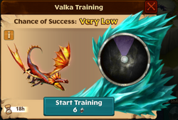 Flashfright Valka First Chance