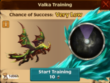 Seedling Night Terror Valka First Chance