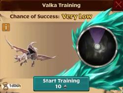 Darkvarg Valka First Chance