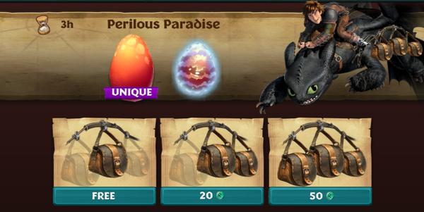 Perilous Paradise (Iggy)
