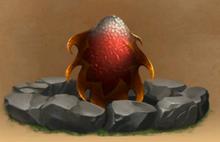 Sacred Terror Egg
