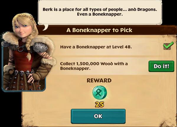 A Boneknapper to Pick