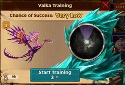 Fanghook Valka First Chance