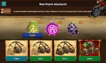 Northern Markets