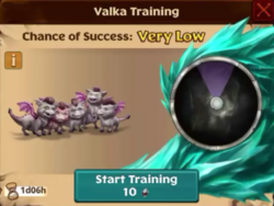 Dronkeys Valka First Chance