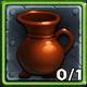 G Iron Urn