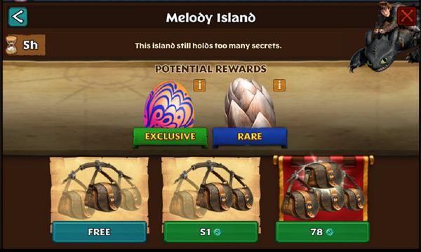 Melody Island (Dazzlesing)