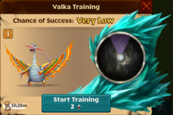 Springwing Valka First Chance