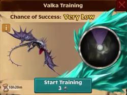 Battle Skrill Valka First Chance