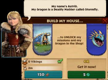 Build Astrid's House