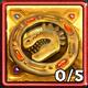 Brute Gold Emblem