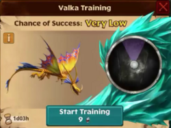 Deathsong Valka First Chance
