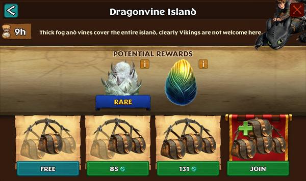 Dragonvine Island