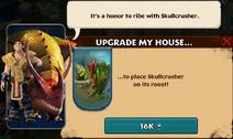 Eret's House Upgrade Quest