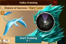 Wavewight Valka First Chance