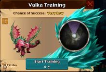Windgnasher Valka First Chance