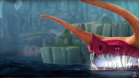 Dreamworks Dragons Rise of Berk - Shellfire
