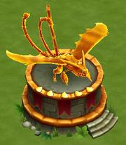 Triple Stryke Statue Lv 5
