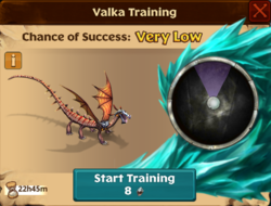 Battle Hackatoo Valka First Chance
