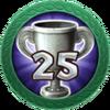 Achievement 25 Brawls