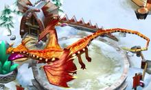 Fireworm Queen Valka Titan