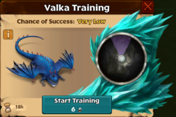 Bargemine Valka First Chance