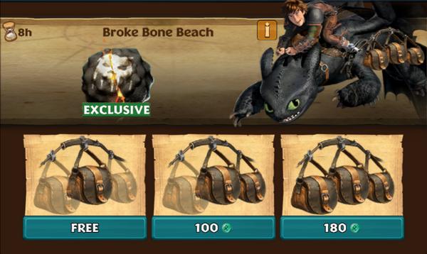 Broke Bone Beach (Rattling Smokebreath)