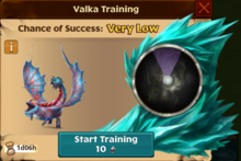 Irontooth Valka First Chance