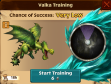 Gustnudger Valka First Chance