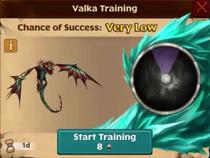 Brute Skrill Valka First Chance