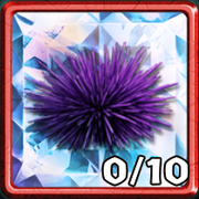 Marooned Diamond Sea Urchin