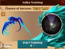 Skystreaker Valka First Chance