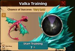 Budbite Valka First Chance