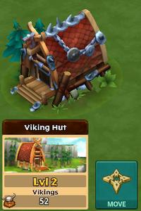 Viking Hut Lv 2