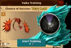 Hookfang Valka First Chance