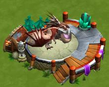 Battle Thunderclaw Valka Titan